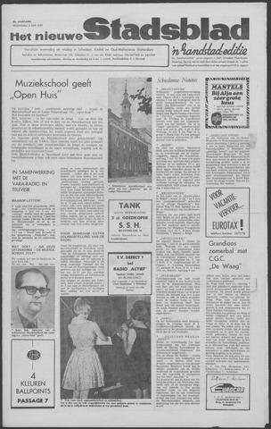 Het Nieuwe Stadsblad 1969-06-04