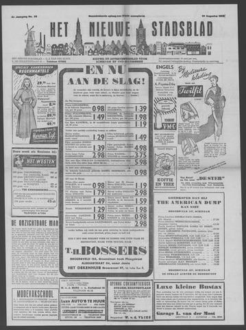 Het Nieuwe Stadsblad 1952-08-29