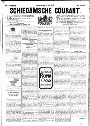Schiedamsche Courant 1912-05-02