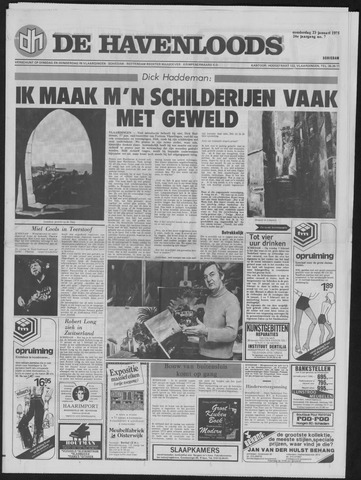 De Havenloods 1975-01-23