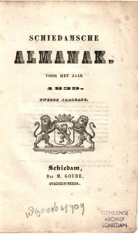 Schiedams Jaarboek 1839-01-01