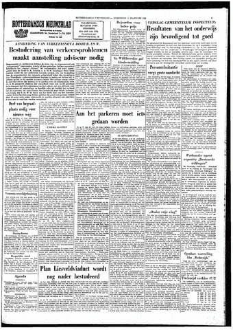 Rotterdamsch Nieuwsblad / Schiedamsche Courant / Rotterdams Dagblad / Waterweg / Algemeen Dagblad 1964-02-12