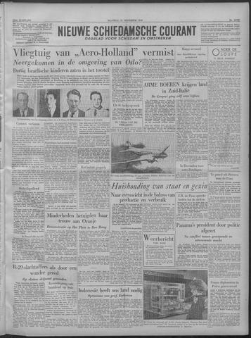 Nieuwe Schiedamsche Courant 1949-11-21
