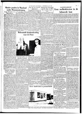 Rotterdamsch Nieuwsblad / Schiedamsche Courant / Rotterdams Dagblad / Waterweg / Algemeen Dagblad 1964-07-09