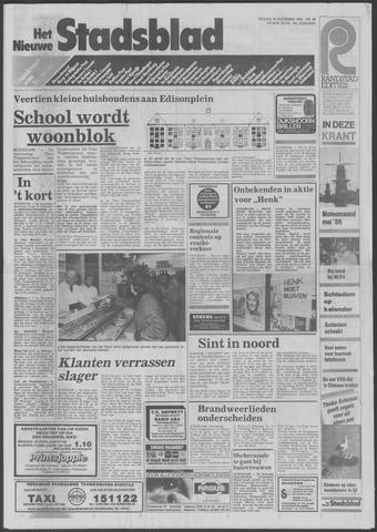 Het Nieuwe Stadsblad 1984-11-30