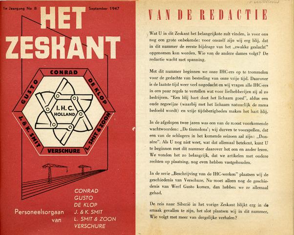 Het Zeskant 1947-09-01