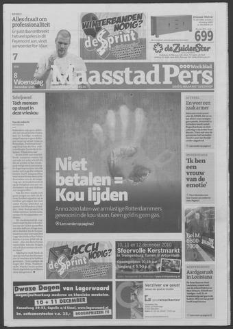 Maaspost / Maasstad / Maasstad Pers 2010-12-08