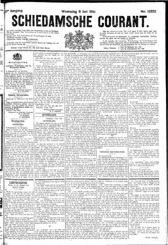 Schiedamsche Courant 1910-06-08