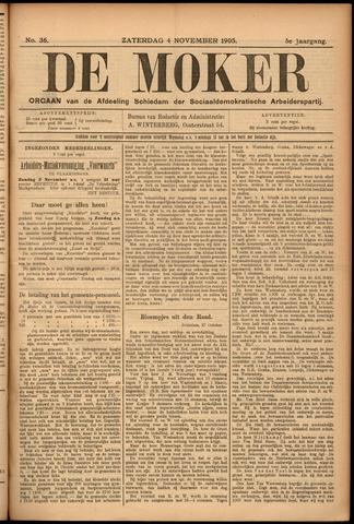 De Moker 1905-11-04