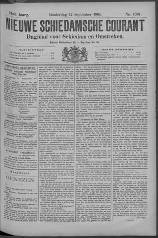 Nieuwe Schiedamsche Courant 1901-09-12