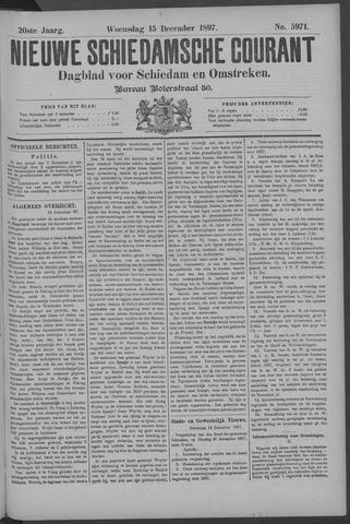 Nieuwe Schiedamsche Courant 1897-12-15