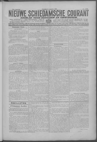 Nieuwe Schiedamsche Courant 1925-08-31