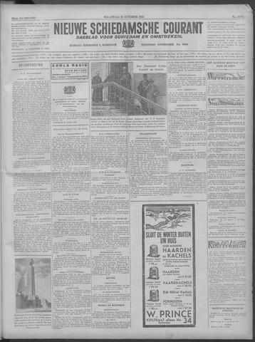 Nieuwe Schiedamsche Courant 1933-10-30