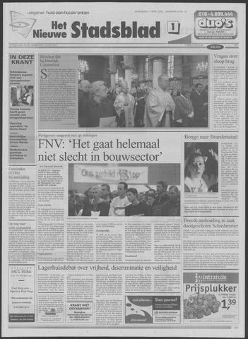 Het Nieuwe Stadsblad 2002-04-17