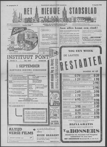 Het Nieuwe Stadsblad 1952-08-08