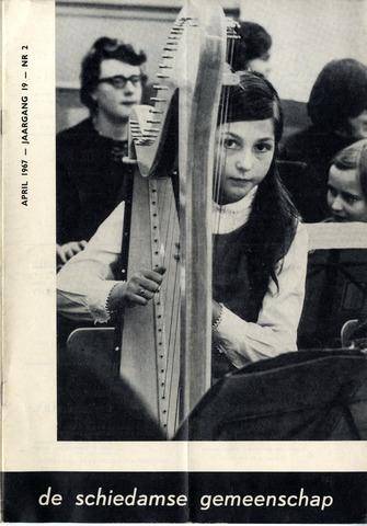Schiedamse Gemeenschap (tijdschrift) 1967-04-01