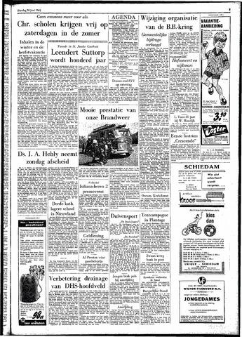 Rotterdamsch Parool / De Schiedammer 1961-06-20