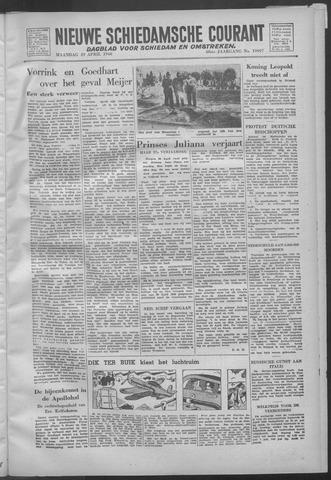 Nieuwe Schiedamsche Courant 1946-04-29