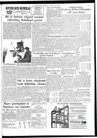 Rotterdamsch Nieuwsblad / Schiedamsche Courant / Rotterdams Dagblad / Waterweg / Algemeen Dagblad 1964-03-03