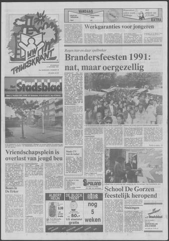 Het Nieuwe Stadsblad 1991-10-02