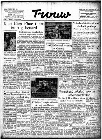 Trouw / De Rotterdammer 1954-05-03