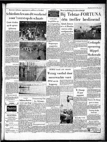 Rotterdamsch Parool / De Schiedammer 1963-12-09