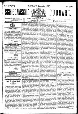 Schiedamsche Courant 1898-12-17