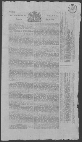 Rotterdamse Courant 1823-07-08