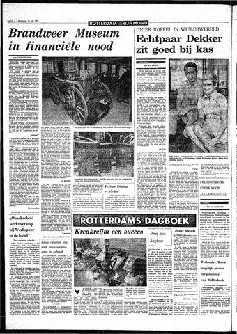 Rotterdamsch Parool / De Schiedammer 1970-07-22