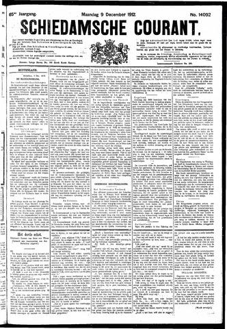 Schiedamsche Courant 1912-12-09