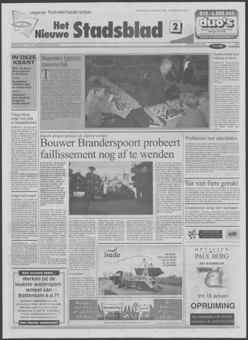 Het Nieuwe Stadsblad 2002-01-09
