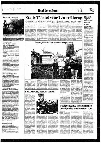 Rotterdamsch Nieuwsblad / Schiedamsche Courant / Rotterdams Dagblad / Waterweg / Algemeen Dagblad 1993-04-10