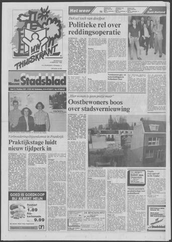 Het Nieuwe Stadsblad 1989-02-08