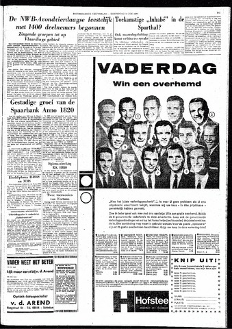 Rotterdamsch Nieuwsblad / Schiedamsche Courant / Rotterdams Dagblad / Waterweg / Algemeen Dagblad 1964-06-18