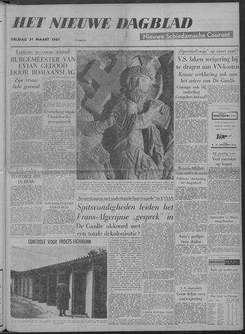 Nieuwe Schiedamsche Courant 1961-03-31