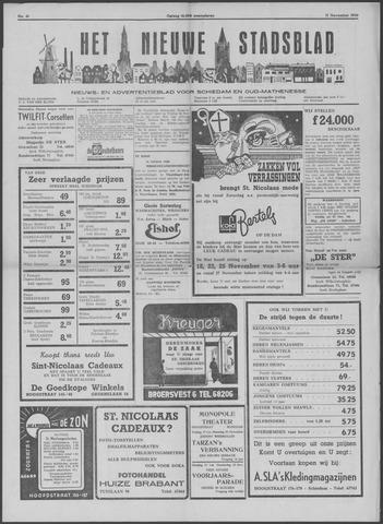 Het Nieuwe Stadsblad 1950-11-17