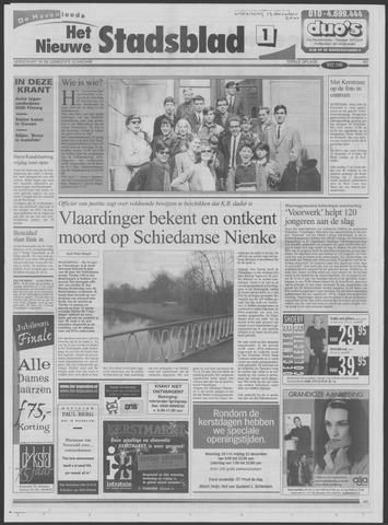 Het Nieuwe Stadsblad 2000-12-13