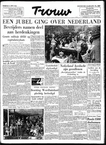 Trouw / De Rotterdammer 1955-05-06