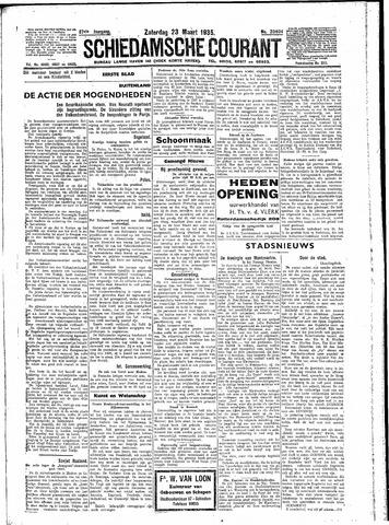 Schiedamsche Courant 1935-03-23