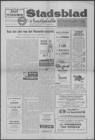 Het Nieuwe Stadsblad 1959-09-04