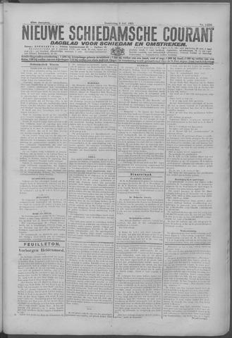 Nieuwe Schiedamsche Courant 1925-07-09