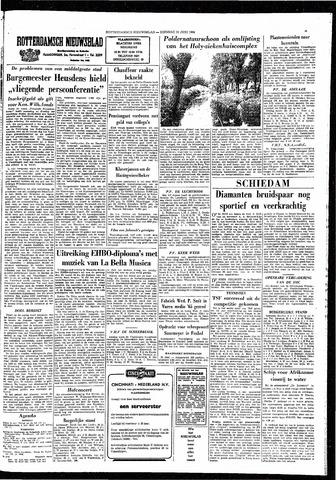 Rotterdamsch Nieuwsblad / Schiedamsche Courant / Rotterdams Dagblad / Waterweg / Algemeen Dagblad 1964-06-23