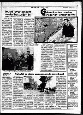 Het Vrije volk 1988-11-19