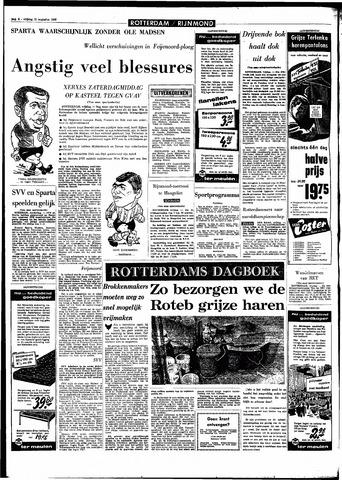 Rotterdamsch Parool / De Schiedammer 1966-08-12