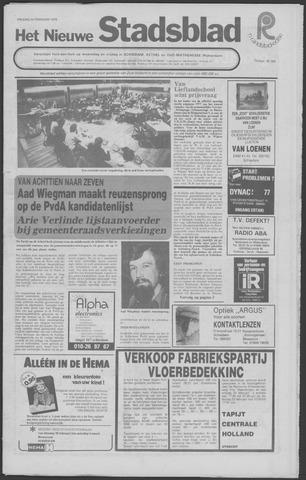 Het Nieuwe Stadsblad 1978-02-24
