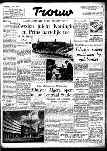 Trouw / De Rotterdammer 1957-05-21