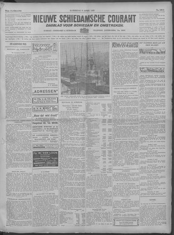 Nieuwe Schiedamsche Courant 1933-04-08