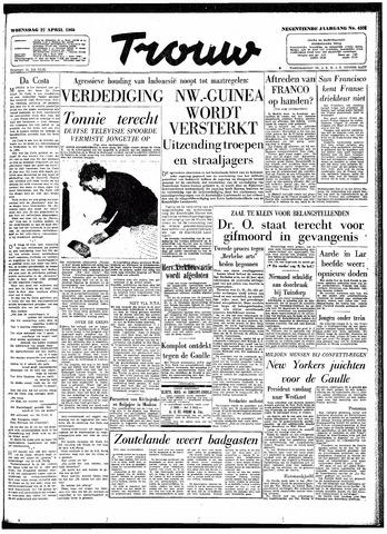 Trouw / De Rotterdammer 1960-04-27