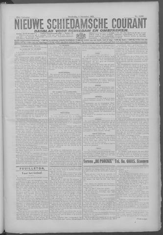 Nieuwe Schiedamsche Courant 1925-11-05