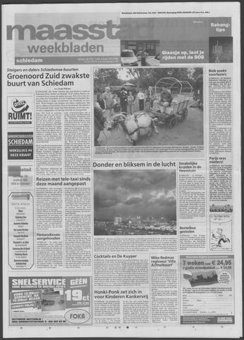 Maaspost / Maasstad / Maasstad Pers 2004-07-21